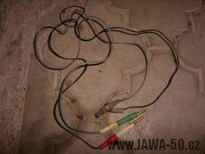 Žárovka pro indikaci předzápalu
