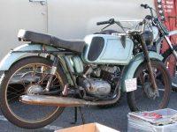 Motocykl Italjet 50 Mustang