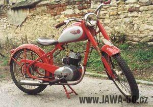 Motocykl Manet M90 (1947)