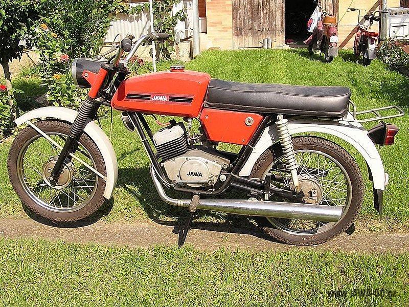 Jawa 50 Typ Vm238 Mistral Prototyp Jawa 50 Pionyr