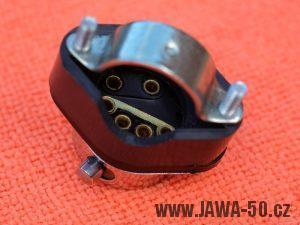 Vývozní Jawa 23A Golden Sport - přepínač světel Aprilia (036640, model DIP/58)