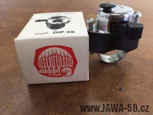 Vývozní Jawa 23A Golden Sport - přepínač světel Aprilia (036640, model DIP/58) - originální krabička