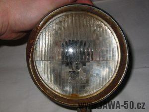 Jawa 23 Golden Sport - vložka světla (sealed beam) Bosch