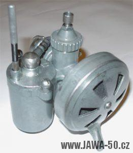 Karburátor Jikov 2914 Hz u Jawy 550