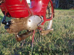 Jawa 50 typ 550 Pionýr (pařez) z roku 1958 v původním stavu - motor