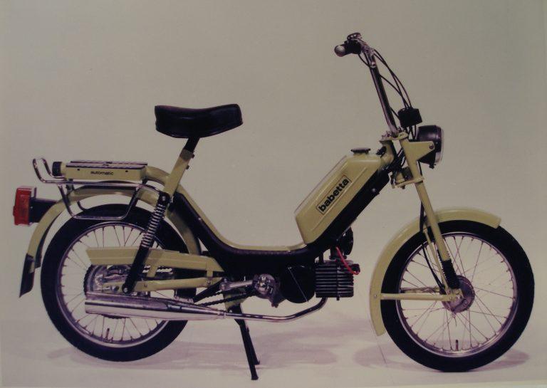 Moped Babetta typ M-210