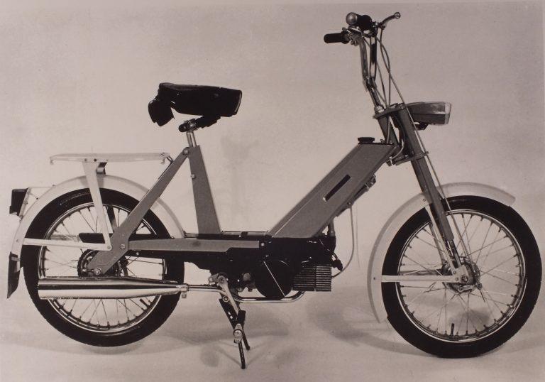Moped Jawa M-207 Babetta