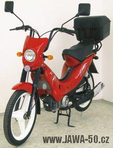 Moped Manet Korado typ 216 TX (design Kolláth)