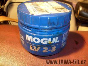Mazací tuk (vazelína) Mogul LV2-3