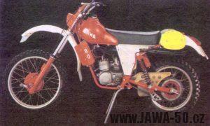 Terénní Jawa 80 typ 659