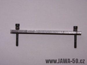 Přípravek, stahovák (rozpulovák) motoru Jawa 50