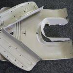 Ochranný štít (revmaplechy) Jawa 20 Pionýr