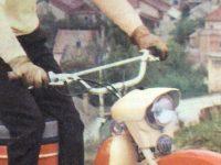 Jawa 05 Sport - řídítka s hrazdou