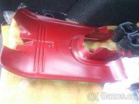 Revmaplech Jawa 555 - sada novějšího provedení (od roku 1962)