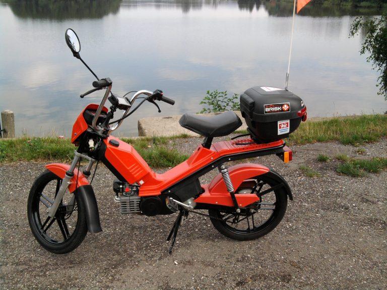 Moped Babetta Sting (typ 193)