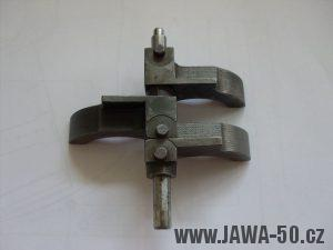 Pětikvalt Jawa 50 - řadící vidličky