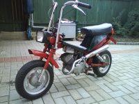 Moped (mokick) RMZ Stella z Rigy