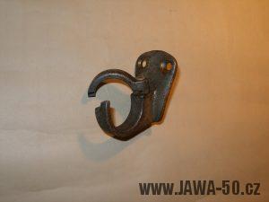 Odklopný háček pro přepravu zavazadla Jawa 05