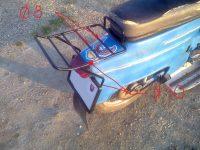 Dělaný nosič (DIY) pro Jawu 50 Pionýr