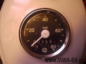 Jawa 50 typ 220.100 Pionýr z roku 1975