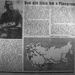 Časopis Svět Motorů 14/1964 - Děminova cesta na Jawě 555 Pionýr kolem Sovětského svazu
