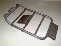 Podomácku vyrobený nosič zavazadel na motocykl Jawa 50 pionýr typ 05, 20, 21 Sport