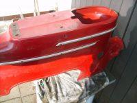 Motocykl Jawa 50 typ 05 Pionýr z roku 1963 v původním stavu - zadní blatník