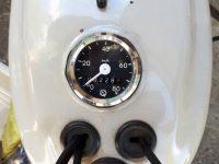Motocykl Jawa 50 typ 220 Pionýr v původním stavu - tachometr FER