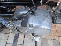 Vývozní (přiškrcený) motocykl Jawa 50 typ 223.200 Mustang pro Maďarsko z roku 1982 - motor