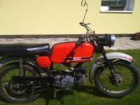 Motocykl Jawa 50 typ 223 Mustang z roku 1977