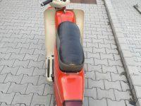 Motocykl Jawa 50 typ 20 Pionýr z roku 1969 v původním stavu