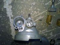 Karburátor Jikov 2912 - novější verze - plováková a šoupátková komora