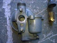 Karburátor Jikov 2912 - novější verze - těleso