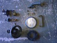 Karburátor Jikov 2912 - novější verze - součásti