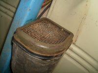 Jawa 05 - karburátor Jikov 2915PS-11 - drátěnka čističe (tlumiče sání)