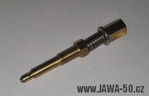 Karburátor Jikov 2917PSb (Jawa 50) - laditelná tryska