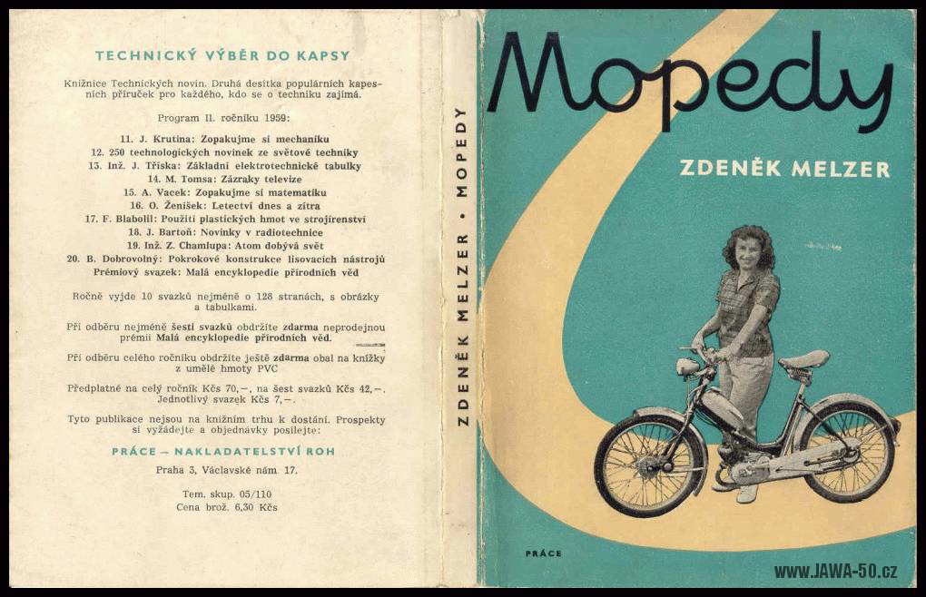 Mopedy - Zdeněk Melzer (1959)