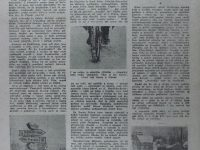 Svět Motorů 3/1957 - Velká zkouška malého motocyklu