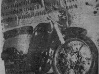 Svět Motorů 11/1957 Velký zájem o malou výstavu - prezentace prototypu Jawa 550 Skútr