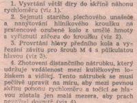 Svět Motorů 19/1957 (strana 606) - Rychloměr na pionýra