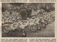 Svět Motorů 17/1958 (strana 542) - Motokola Pionýr na pomoc železárnám