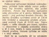 Svět Motorů 10/1959 (strana 316) - Spojka Pionýra