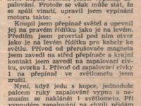 Svět Motorů 18/1960 (strana 572) - Malé zlepšení Pionýra