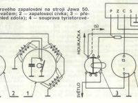 Udělej si sám 23/1977 (strama 48-51) - Tyristorové zapalování pro malé motocykly