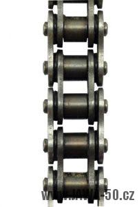 Motocyklový válečkový řetěz utěsněný o-kroužky (o-ring)