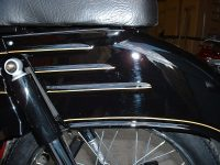 Motoscoot Jawa 555 New Pionýr - barevná provedení - černá