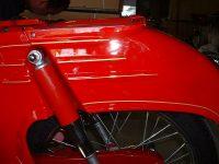 Motoscoot Jawa 555 New Pionýr - barevná provedení - červená