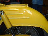 Motoscoot Jawa 555 New Pionýr - barevná provedení - žlutá metalíza