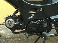 Motoscoot Jawa 555 New Pionýr - tuning na 125 ccm
