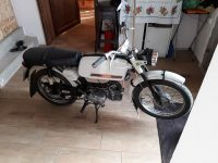 Vývozní motocykl Jawa 23A Mustang z roku 1973 v originálním stavu